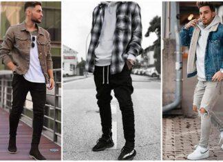 wiosenne outfity dla chłopaków