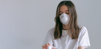 pielęgnacja cery w dobie koronawirusa