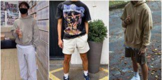 Streetwearowe outfity dla chłopków