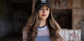outfit z czapką z daszkiem