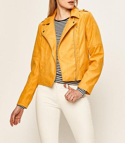 modne kurtki na jesień 2021