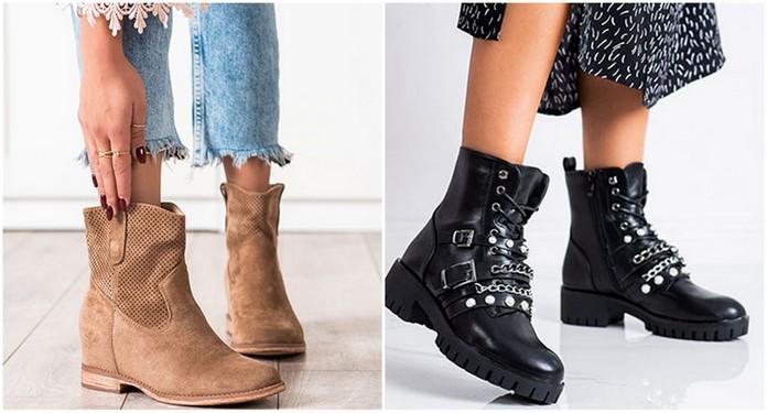 modne buty na jesień
