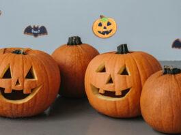 Najlepsze dekoracje na Halloween!