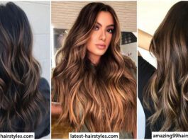 kolory włosów na jesień 2021